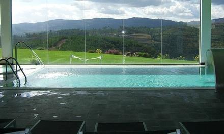 Água Hotels Mondim de Basto 4* — Vila Real: 1-5 noites para dois com vista de jardim, pequeno-almoço e spa desde 44 €