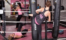 10 Boxing Fitness Classes or One Month of Unlimited Classes at Jabz Boxing Fitness for Women (Up to 78% Off)