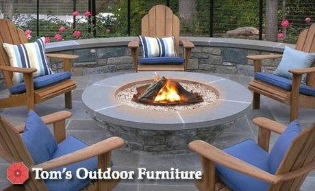 Tom 39 S Outdoor Furniture San Francisco Deal Of The Day