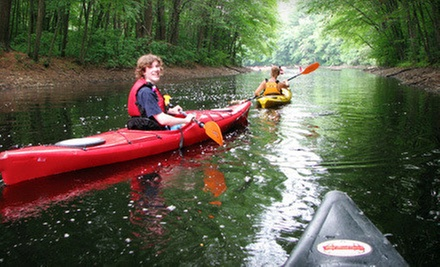 Unlimited Boating Season Pass or $ 29.99 for $ 60 Worth of Canoe and Kayak Rentals from Boating in Boston