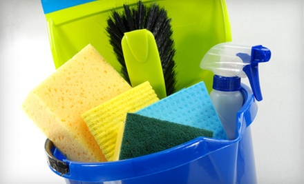 One or Three Housecleaning Sessions from Sterling House Cleaners (Up to Half Off)