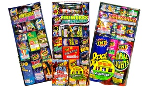 $10 For $20 Worth Of Fireworks At Tnt Fireworks Tents And Stands