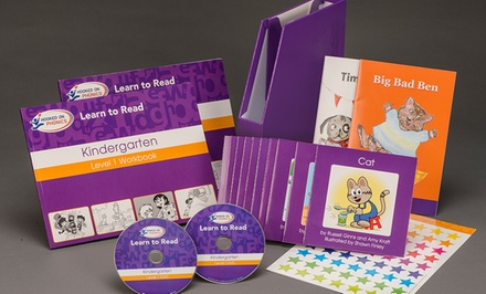 Hooked on Phonics Complete Learn-to-Read Program