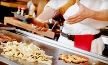 Sushi and Japanese Food at Tokyo Japanese Steak House (Half Off). Two Options Available.