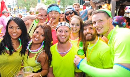 $12 for a Bright-N-Pint Bar-Crawl Package from Project DC Events on Saturday, April 18 (Up to $20 Value)