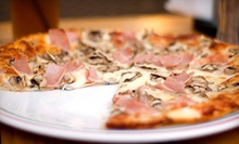 Pizza, Pasta, and Sandwiches at A Brooklyn Pizzeria (Up to 53% Off). Three Options Available.