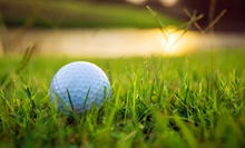 $189 for Five Rounds of Golf and 10 60-Minute Lessons at Austin Park and Recreation Courses (Up to $982.50 Value)