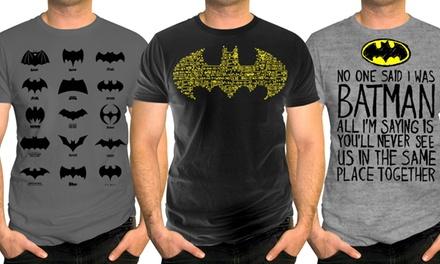 DC Comics Batman Men's T-Shirts