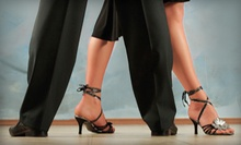 Private and Group Lessons at Champion Latin and Ballroom Dance Studio (Up to 93% Off). Three Options Available.