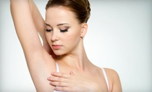 Six Laser Hair-Removal Treatments on a Small, Medium, or Large Area at Skin Spa Clinic (Up to 90% Off)
