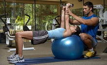 Three or Six Personal-Training Sessions at Forever Fitness Studio (54% Off)