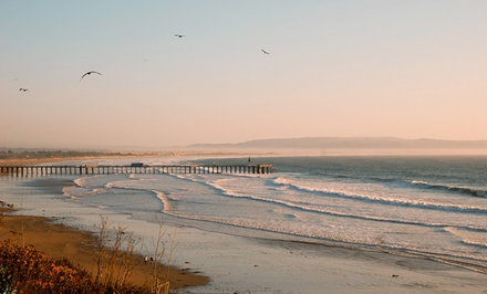Stay at SeaVenture Beach Hotel & Restaurant in Pismo Beach, CA. Dates into May.