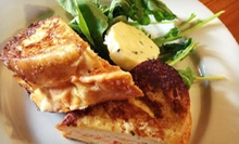 $15 for Brunch and Mimosas for Two at Bows and Arrows (Up to $32 Value)