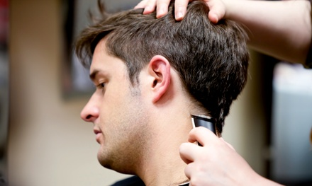 Haircut, Massage and Facial, Men's Spa Package, or Mani-Pedi at Beauty Schools of America (Up to 49% Off)