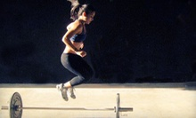 $29 for One Month of Unlimited Unloaded CrossFit Sessions at Bisao CrossFit ($130 Value)