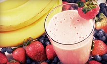 Two or Four Regular Smoothies at Froots (Half Off)