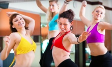 10 or 20 Fitness Classes at Fitzone for Women (Up to 70% Off)
