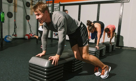 30-Day Personal Training or All-Access Personal-Training Membership at Liven Up Health & Fitness (Up to 70% Off)