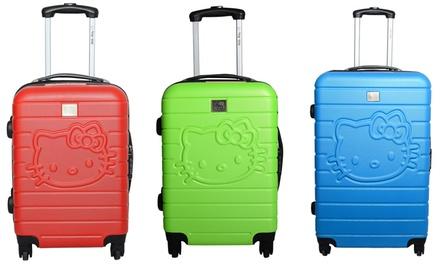Trolley Hello Kitty disponível em várias cores por 59,99€