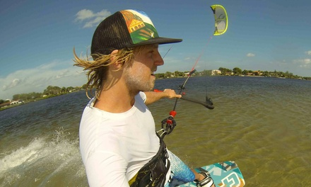 Up to 54% Off beginners kitesurfing lessons at Halifax Kitesurfing