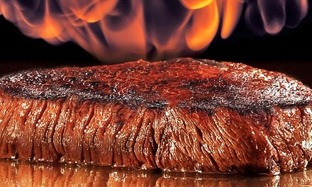 Steakhouse Dinner or Takeout at Western-Sizzlin (40% Off)