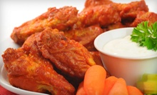 Pub Food and Drinks at Loafers Sports Bar and Grill (Up to 58% Off). Two Options Available.
