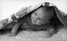 Photo Shoot with Six Images on CD or Black-and-White Fine-Art Print at Steve Schroeder Photography (Up to 69% Off)