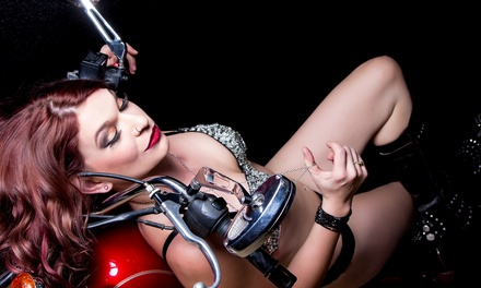 One- or Two-Hour Glam or Boudoir Session with Two Retouched Digital Photos at Optionz (Up to 61% Off)