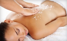 Spa Package with Body Scrub, Massage, and Facial or Couples Massage at Chakras Healing Spa &amp; Salon (Up to 60% Off)