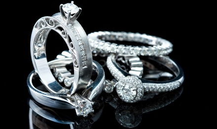Insurance Appraisal or $200 for $400 Worth of Custom Jewelry at Orion Fine Jewelry