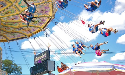 Unlimited Rides for Two or Four at Adventureland Amusement Park (Up to 35% Off)