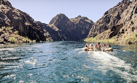 Full-Day Colorado River Tour for One, Two, or Four from Black Canyon River Adventures (Up to 55% Off)