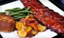 $15 for $30 Worth of Barbecue and American Food at Dillon's Restaurant