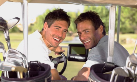 Golf and Cart for Two or Four at Sanford Country Club (Up to 52% Off). Four Options Available.