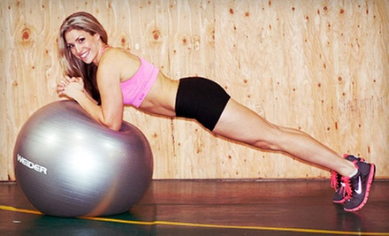 One or Two Months of Unlimited Boot Camp at Fit for Excellence (Up to 82% Off)