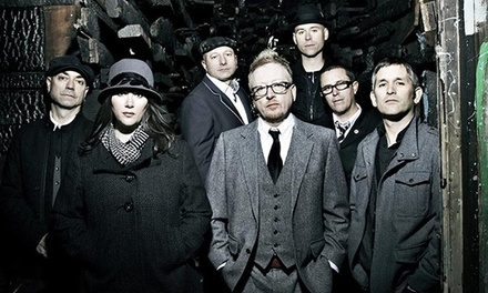 Flogging Molly and Gogol Bordello at Uptown Amphitheatre at NC Music Factory on June 15 (Up to 51% Off)