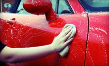 Three or Five Exterior Car Washes from First Class Auto Detailing (Up to 58% Off)