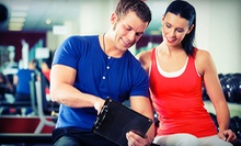 Four or Eight 30-Minute Personal-Training Sessions at Fitness 180° (Up to 71% Off)