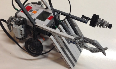 Robot-Building Workshop for One, or One-Year Membership at Robotics and Innovation (44% Off)