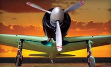 Visit for Two or Four or a Family Membership to Pacific Aviation Museum Pearl Harbor (Up to 51% Off)