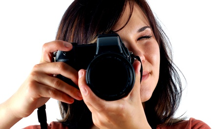 $59 for One-Hour Photo Shoot with CD of Images from Courtney Jefferson Photography ($250 Value)