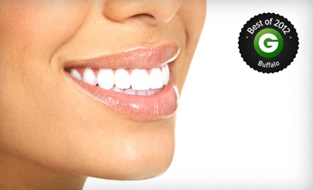 One or Two Teeth-Whitening Treatments at New Image (Up to 83% Off)