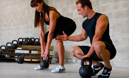 10 or 20 Classes at Precision Kettlebells (Up to 83% Off)