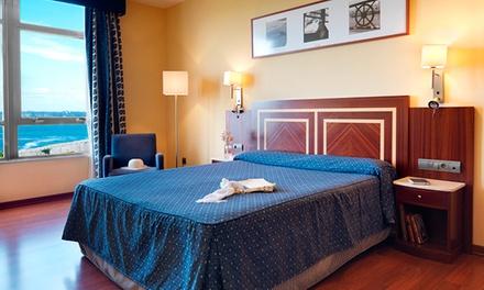 Eurostars Ciudad de A Coruña 4*— Corunha: 1, 2 ou 3 noites para dois com pequeno-almoço e late check-out desde 45€