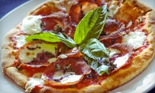 $15 for $30 Worth of Wood-Fired Pizza, Gourmet Burgers, and Drinks at My Other Bar