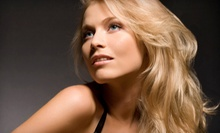 Haircut with Style, Single-Process Color, or Partial or Full Highlights at Modern Designs Salon (Up to 66% Off)