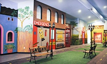 $15 for Seven Open-Play Visits to Minitown ($49 Value)