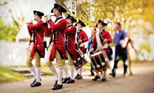 Single-Day Youth or Adult Colonial Williamsburg Ticket (52% Off)