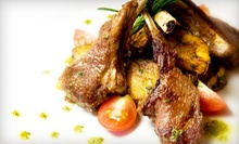 $15 for $30 Worth of Mediterranean Cuisine at Waterstone Bar &amp; Grille