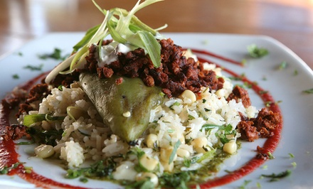 Latin- and Asian-Inspired Cuisine at  Isabel's Cantina (Up to 46% Off)